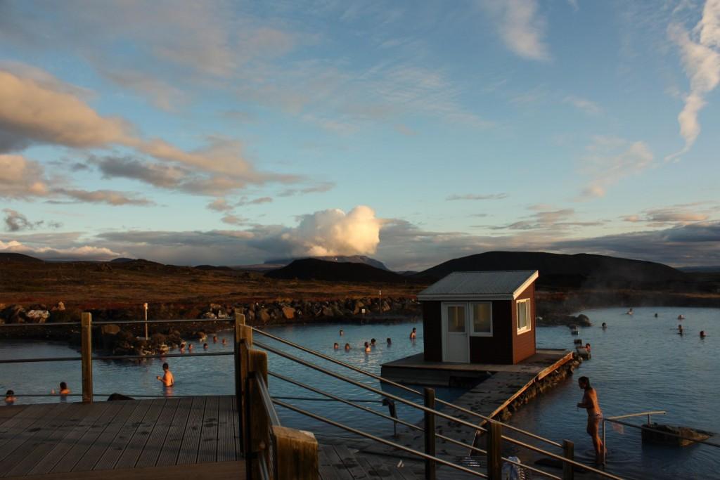 Islanda se non ti piace il tempo islandese adesso aspetta 5 minuti probabilmente peggiorer - Moscerini in bagno ...